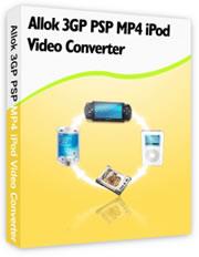 Convertire filmati mp4, 3gp, ipod, psp